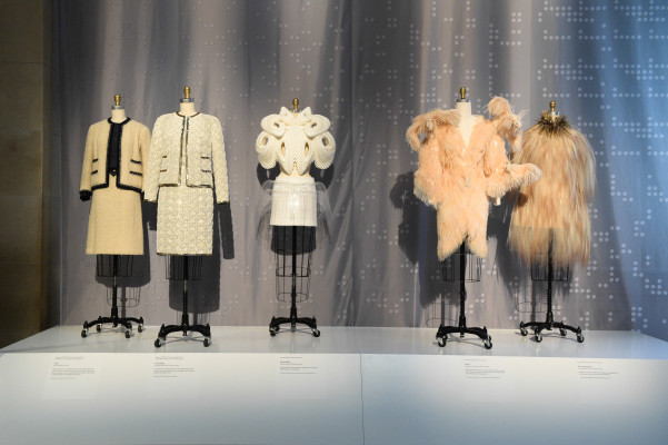COSTUME INSTITUTE PRESENTATION: MANUS X MACHINA - FASHION IN AN AGE OF TECHNOLOGY
